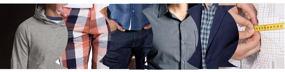 3657196236 Roupas Masculinas - Linha e Bainha - Serviços de costura